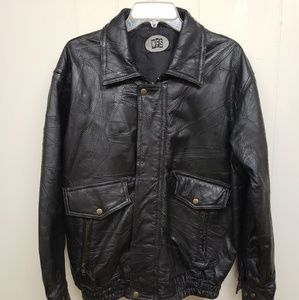 WFS Jackets & Coats - Leather Jacket, Real Leather